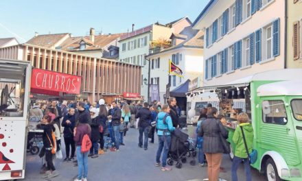 "<span class=""dquo"">«</span>Streetfooddays on Tour» wieder in Aarau"