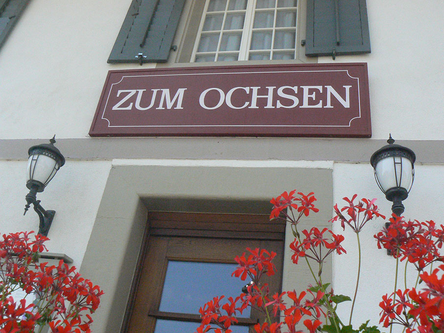 Ochsen nominiert für «Best of Swiss Gastro»